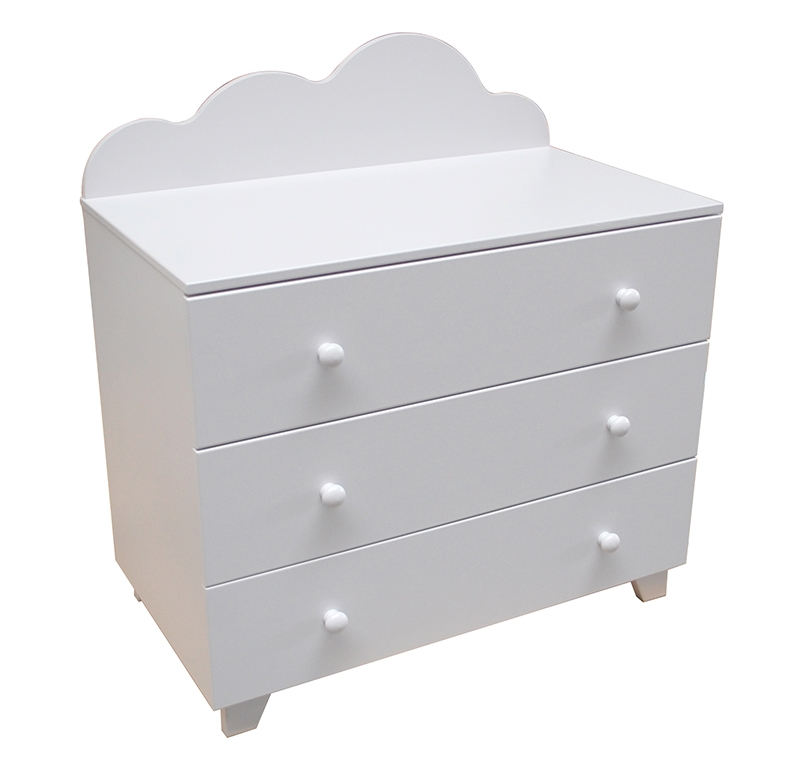 Nuage Chest Of Drawers With Flap