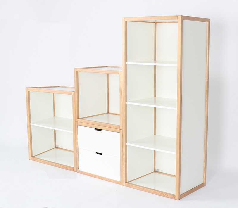 Luna Cube with 1 Shelf