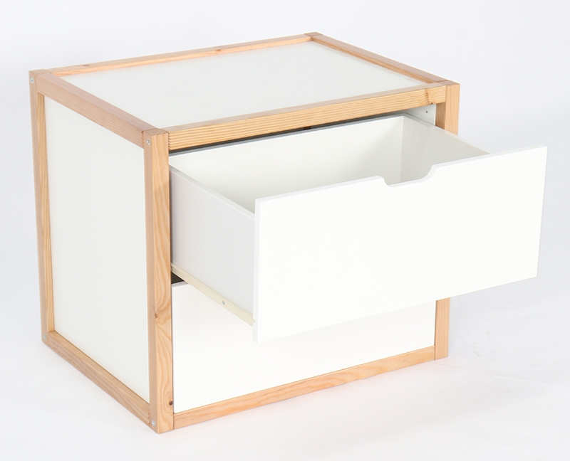 Luna Cube with 2 Drawers